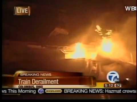 Ohio Train Derailment