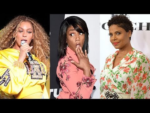 Tiffany Haddish Confirms Sanaa Lathan Is The Actress Who 'Bit Beyonce' In Explosive Interview - NY D
