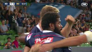 Rebels v Brumbies Rd.4 2018 Super Rugby Video Highlights
