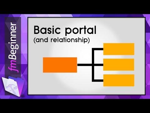 FileMaker Portal in 12 min
