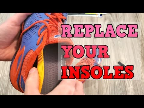 How to Replace Insoles - Quick & Dirty Method