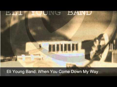 Tekst piosenki Eli Young Band - When You Come Down My Way po polsku