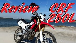 5. 2014 Honda CRF250L Review & Ride!