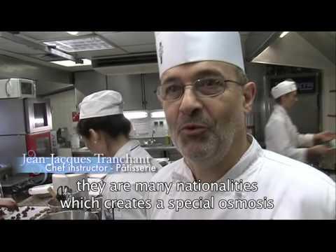 Le Cordon Bleu Paris Presentation Video English version