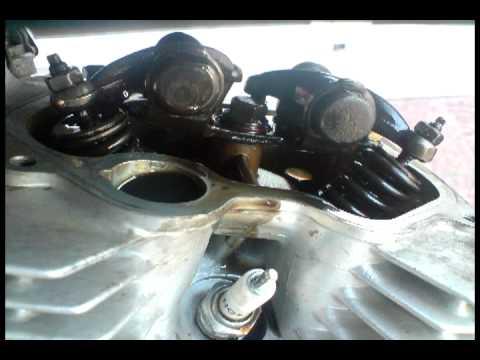 Regulación de válvulas Motomel 150 - Gerard Dj