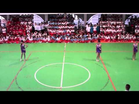 ลีลาศชนะเลิศ  สีม่วง โชว์รอบแรก