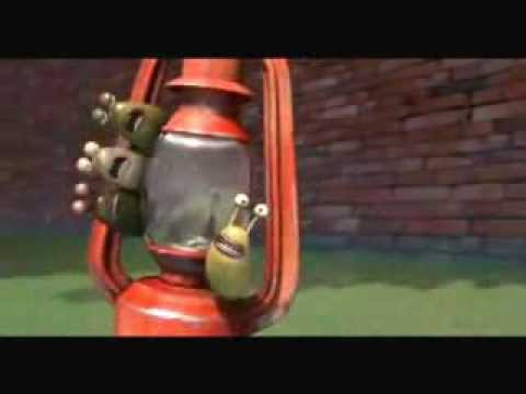 Flushed Away Don't Worry Be Happy