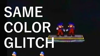 I think the same color character glitch would really hype up the Chillin vs. Leffen Salty Suite Match