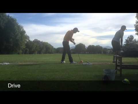 Golf College Prospect Giovani Rodriguez Mexico 2017