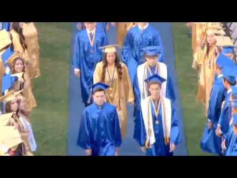 Bishop Amat High School Graduation 2015 No 1 - Udee JN