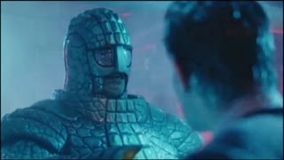 http://www.bbc.co.uk/doctorwho The Doctor encounters an Ice Warrior and his name - Skaldak - has quite an effect on him...