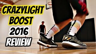 Nonton Adidas Crazylight Boost 2016 Performance Review  Film Subtitle Indonesia Streaming Movie Download