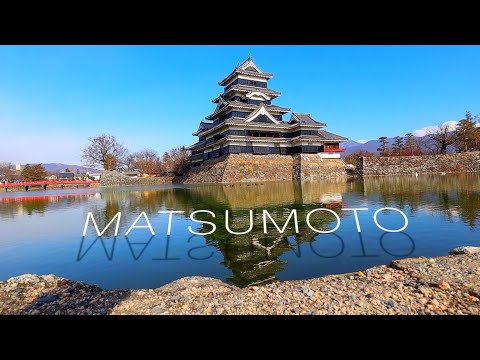 A day in Matsumoto, Japan