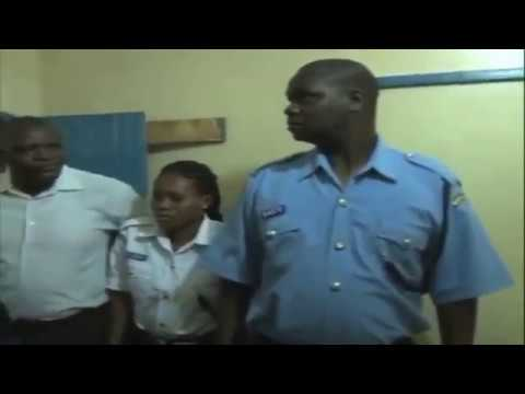 POLICE OFFICER STUCK IN ANOTHER MANS WIFE IN VIHIGA