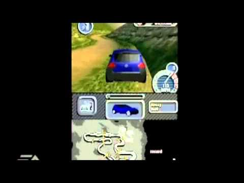 need for speed most wanted nintendo dsi