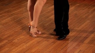 How To Do Basic Swing Dance Steps | Ballroom Dance