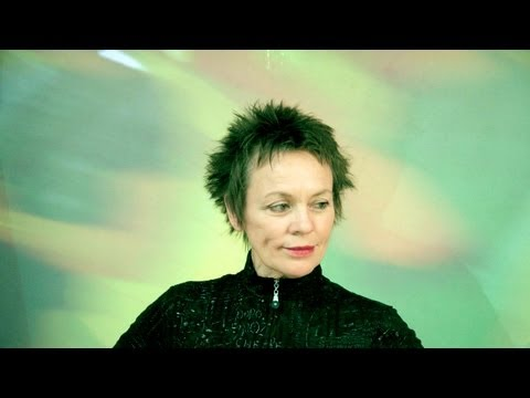 Live Music Show - Laurie Anderson at the Luminato Festival in Toronto (2013)