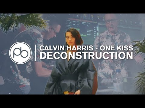 Calvin Harris Feat. Dua Lipa - One Kiss Deconstruction @ IMS Malta
