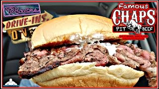 CHAPS PIT BEEF® SANDWICH REVIEW | DINERS DRIVE-INS AND DIVES