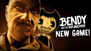 NEW BENDY GAME ANNOUNCED.. FIRST SCREENSHOT REVEALED!    Bendy and the Ink Machine 2