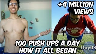 Video MY AMAZING 100 PUSH UPS TRANSFORMATION CHALLENGE [AMAZING TRASFORMATION] MP3, 3GP, MP4, WEBM, AVI, FLV September 2018
