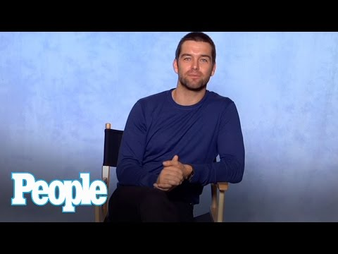 Antony Starr Talks Sex Scenes And Getting Stitches On The Set Of Banshee | People