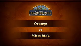 Orange vs Mitsuhide, game 1