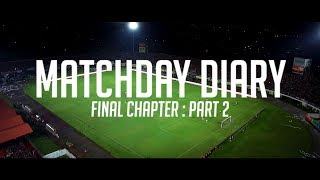 Video [MATCHDAY DIARY] FINAL CHAPTER: PART 2 - BUFC vs Persegres GU | Behind The Pitch (Chapter 83) MP3, 3GP, MP4, WEBM, AVI, FLV Desember 2017