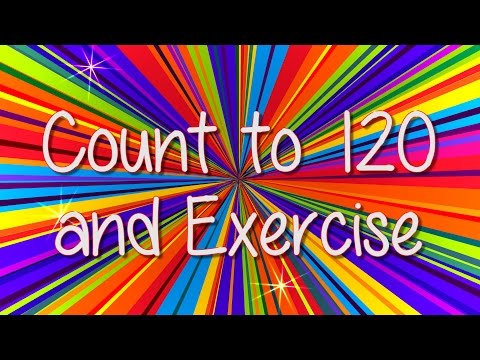 Learning to Count | Count to 120 and Exercise | Brain Breaks | Kid's Songs | Jack Hartmann
