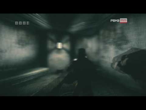 PSM3 Presents: Brutal Riddick knife fight