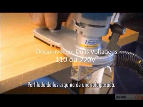 Tupia Manual para Refilo e Acabamentos FR256N VIRUTEX