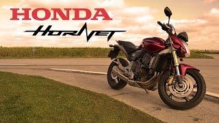 8. 2007 Honda CB600F Hornet (599) Review - Pure Sound (Stock Exhaust)