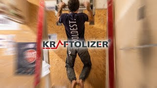 KRAFTOLIZER - A Benchmark Test for your Climbing Performance by BlocBusters