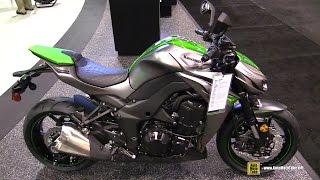 9. 2016 Kawasaki Z1000 ABS - Walkaround - 2015 AIMExpo Orlando
