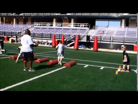 University of Sioux Falls Football 2014 Cougar Youth Camp