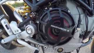 10. Ducati Monster S2R 1000 [TERMIGNONI Exhaust, MASTER TECH Slipper Clutch]
