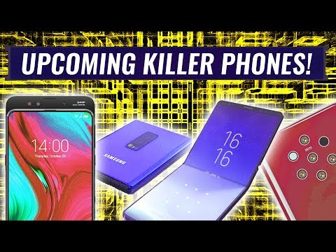 5 CRAZY Upcoming Smartphones With KILLER Features - Q4 2018 🔥🔥