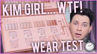 NEW KIM KARDASHIAN CONCEALERS REVIEW! Girl... WTF by Manny Mua