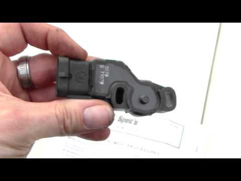 Install new throttle position sensor on 1984 Pontiac Iron Duke