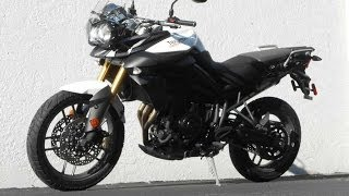 5. 2014 Triumph Tiger 800 ABS First Ride Video Gulf Coast Motorcycles, Ft. Myers, FL