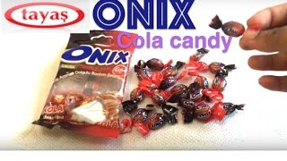 Snakinworld reviewing the Tayaş onix candy cola flavour all the way from Turkey . Buy Twix Cookie bar candy - https://goo.gl/qJfTem Buy Twix Coconut Flavour ...