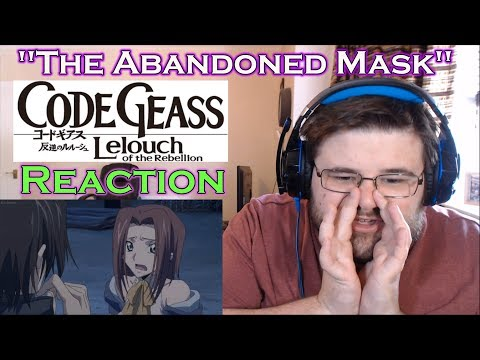 """Code Geass: Lelouch of the Rebellion R2 - Episode 7 - """"The Abandoned Mask"""" - Reaction"""