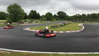 Saintes France  city pictures gallery : Go kart drifting Saintes France HD