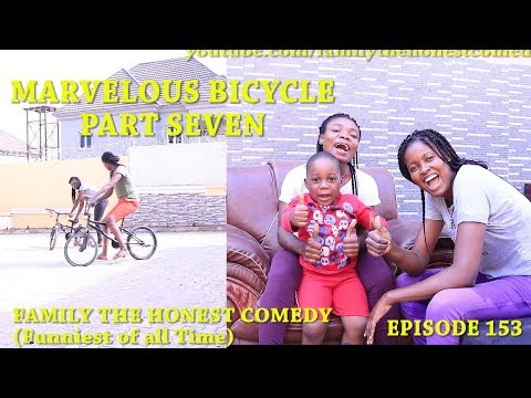 FUNNY VIDEO (MARVELOUS BICYCLE PART SEVEN) (Family The Honest Comedy) (Episode 153)