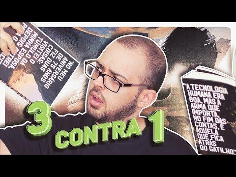 SÉRIE DE LIVROS ÚNICOS? (+ Sorteio) | Geek Freak