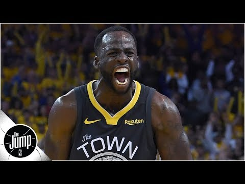 Video: What to expect from Draymond Green with Klay Thompson out | The Jump