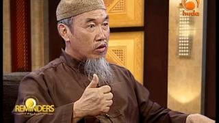 Reminders, Learning About Islam - Sh Hussein Yee