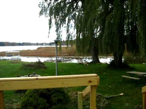 Campau Lake Home, Alto, Michigan