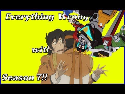 E.W.W. Voltron: Legendary Defender Season 7 Episode 9
