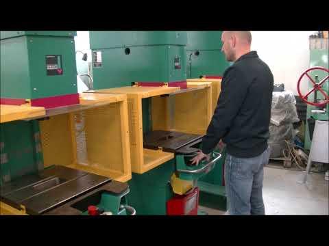 C Frame Hydraulic Press TOX PRESSOTECHNIK PC 015.091 2001